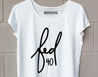 fedforty Tshirt