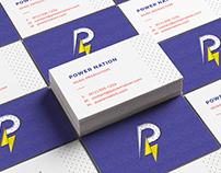 Power Nation - Logo Presentation