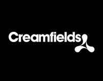 Creamfields, Daresbury, UK