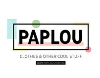 Rebranding PAPLOU