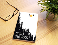 Two Hawks Poetry Book