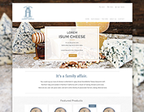 Point Reyes Farmstead Cheese Co. Redesign