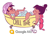 Lulu & Jazz - for Google Allo