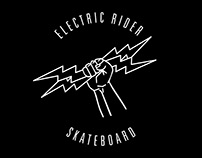 ELECTRIC RIDER - SKATEBOARD
