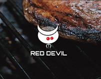 Logo Design for portable barbecue grill machine