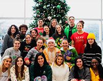 UTD Spirit Programs Christmas Banquet 2019