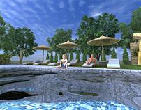 Swimming Pool | 3D Visualization