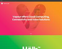 Vapour Cloud
