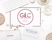 Guiding Light Coaching – Logo Design + Animation