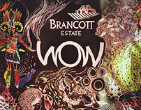 Oglivy & Mather x Brancott Estate for WOW | Live Mural