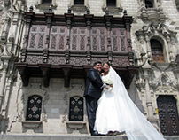 Peruvian wedding