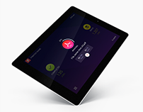 Digital front end | UI | UX Process - 2015