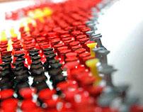 Push Pin Craft Art
