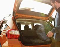 Subaru MY16 Product Communications Content Strategy