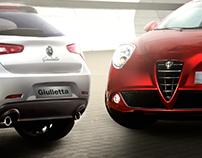 Alfa Romeo Mito-Giulietta