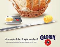 Mantequilla Gloria