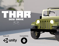 Thar Simulation Game-Offroad