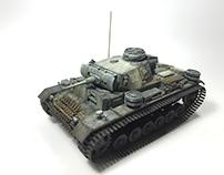 1/35 Panzer III auf.l