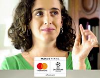 UEFA - Comafi Story video Promotion 2