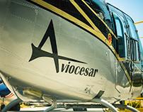 Aviocesar - Fotografías para portafolio de servicios