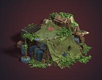 Post Apocalyptic Farm
