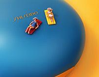 Shiseido Compact Solaire