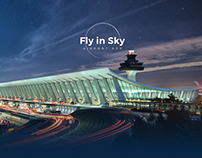 Fly in Sky - Airport App