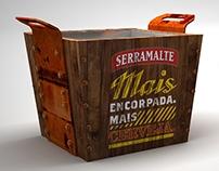 SERRAMALTE | Merchandising