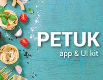 Petuk | App & UI Kit