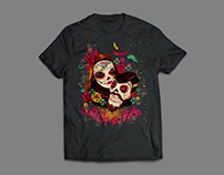 Halloween Special Tshirt 'Witch Switch'