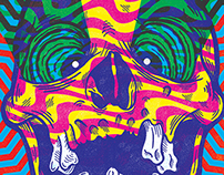 SIGHchedelic - 3 Colour Print