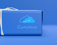 Cumulous - Cloud Computing Logo