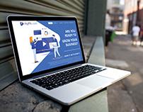 Projekt strony www Digiffic.com