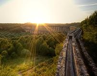 Pegões Aqueduct