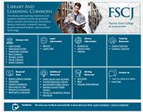 School Library Webpage