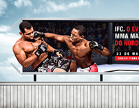 Campanha - Iron Fight Combat