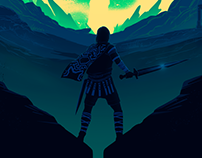 Shadow Of The Colossus Fan Art