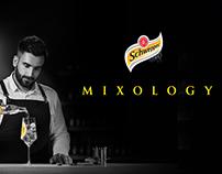 Schweppes mixology