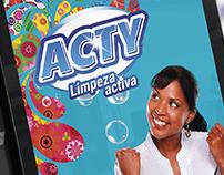 Rebranding ACTY