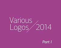 Various Logos / 2014   Part I