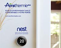 Dépliant Nest - Aerothermieplus