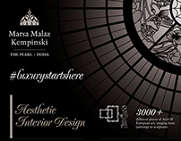 Infographic - Kempinski Marsa Malaz