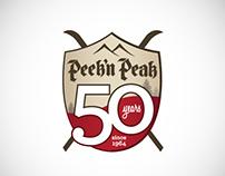 Peek'n Peak Resort 50 Years Logo