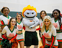 UT Dallas Home Volleyball Game Fall 2019