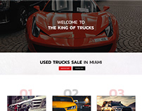 The King of Trucks Website