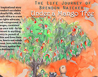 Book Cover for Brendon Naicker: Under a Mango Tree