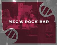 MEC'S Rock Bar - Projeto de Identidade Visual