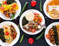 KENYA FOOD PHOTOGRAPHY AFRICAN FOOD