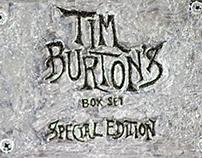Tim Burton Special Edition Box Set