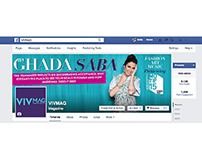 VIVMAG - Facebook Banners designs